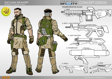 101- HB Daylami Infantry Dossier 2015 gris